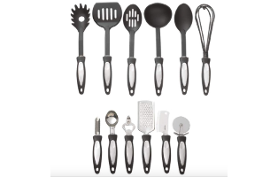 12 Piece Kitchen Tool Set - $32.00 with FREE Shipping!