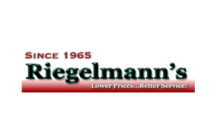 $500 Gift Certificate to Riegelmann's Appliance for only $250