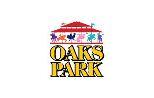 10 Pack Admission and Rentals to Oaks Park Roller Skating Rink Less than 10 available
