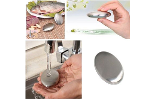 Lakeland Odour Removing Stainless Steel Soap - $9.99 With FREE Shipping!